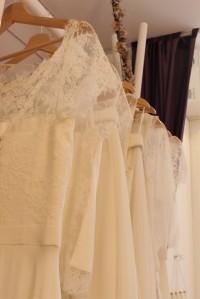 Robe de mariée ecofriendly