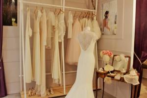 Créatrice robe de mariée écoresponsable